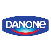Danone-производство молочных продуктов